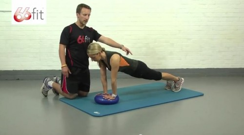 Exercise Video Peterborough Video Production